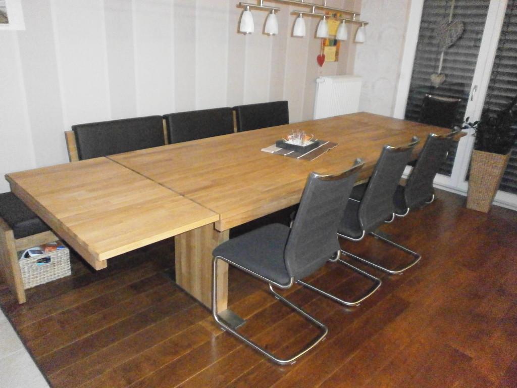 Esszimmertisch mit bank tenhumberg - Esszimmertisch mit bank ...